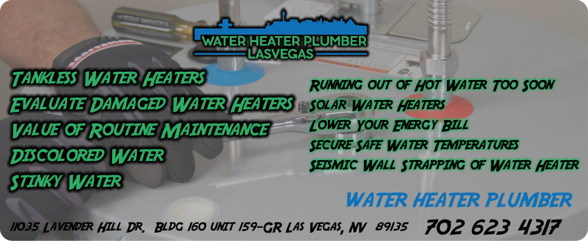 Water Heater Repair Las Vegas Tankless Installation Services Summerlin